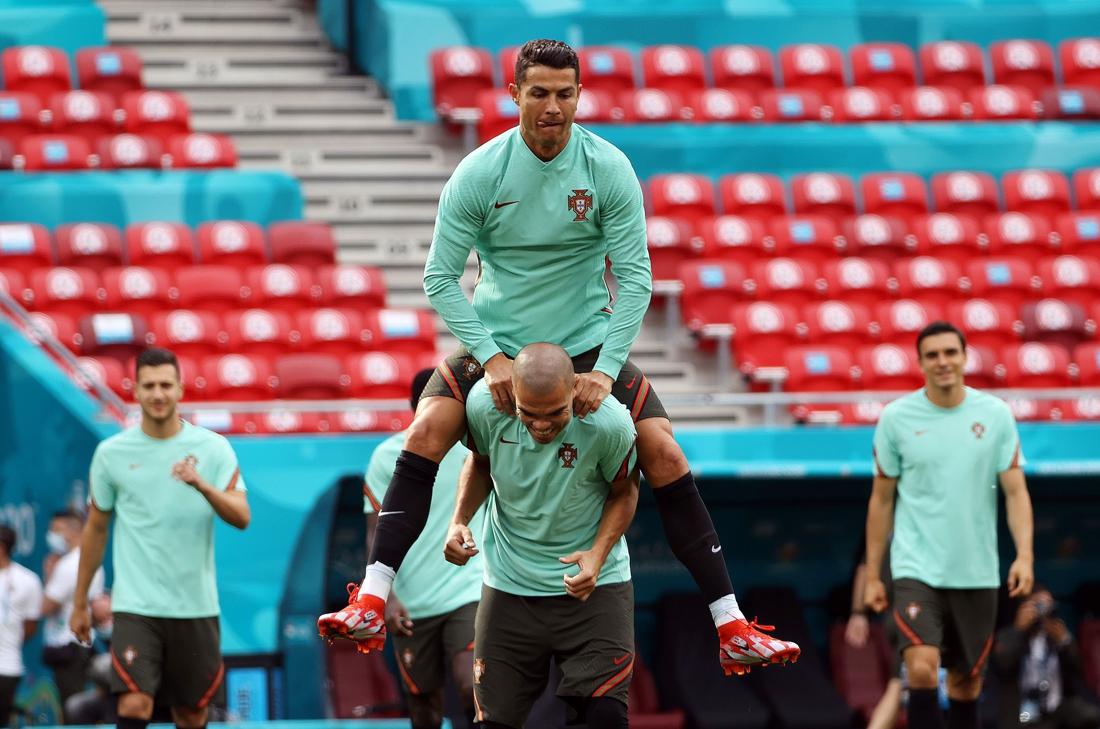 LIVE. Opent titelverdediger Portugal zijn EK met een zege tegen Hongarije?