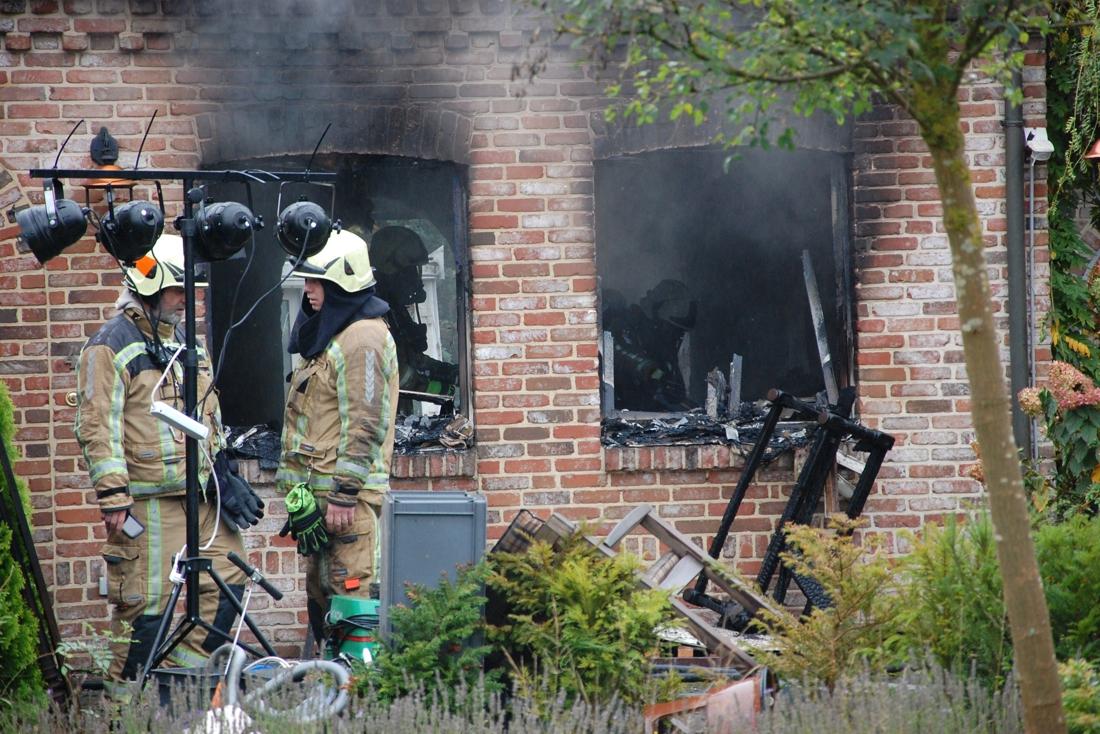 Jaloerse Zonhovenaar steekt huis van ex in brand
