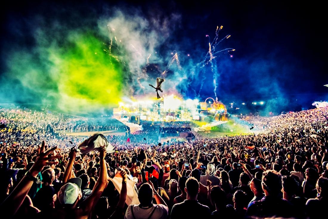 Burgemeester verbieden uitgestelde editie van Tomorrowland