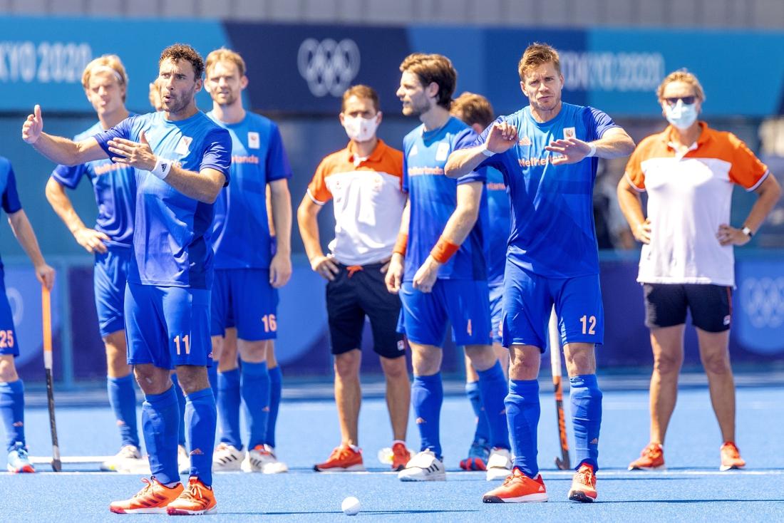 Nederland en Argentinië uitgeschakeld in het hockey (en dat is goed nieuws voor de Red Lions)