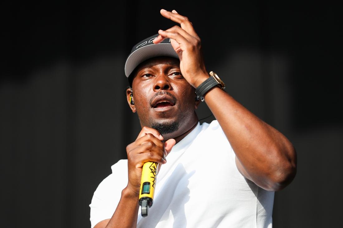 Rapper Dizzee Rascal opgepakt voor huiselijk geweld