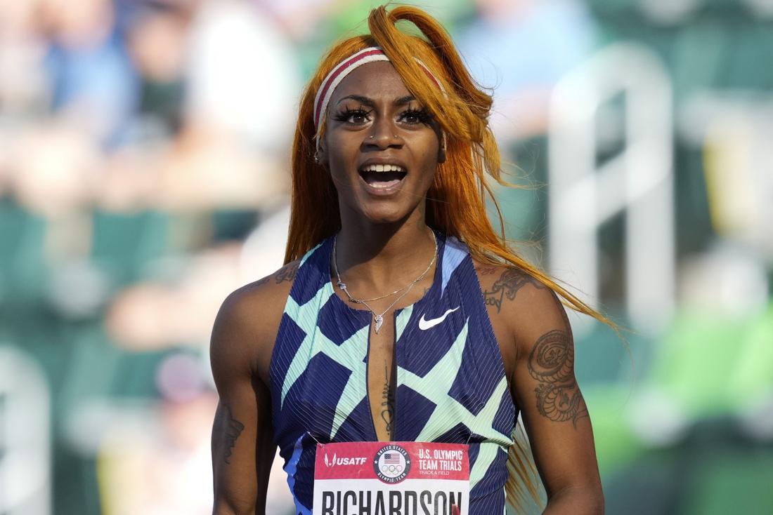 Memorial Van Damme mag Amerikaanse sprintsensatie Sha'Carri Richardson verwelkomen