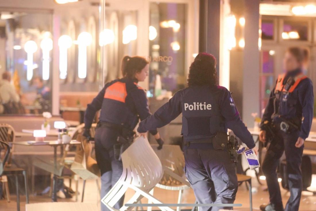 Man gewond na steekpartij in centrum van Hasselt