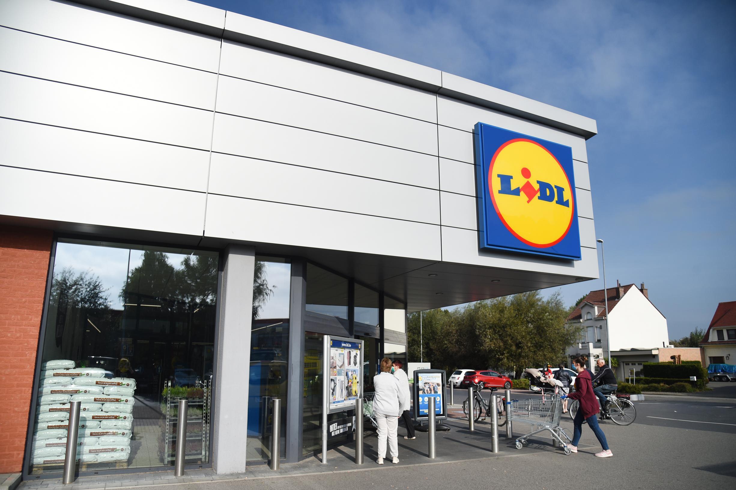 Winkels van Lidl na dagenlange staking weer open