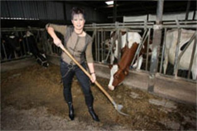 Dilsense Suzy grijpt naast titel schoonste boerin