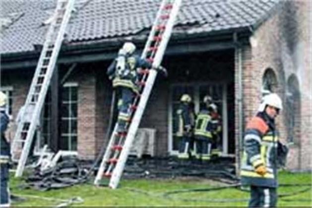 Alerte buurman voorkomt uitslaande woningbrand