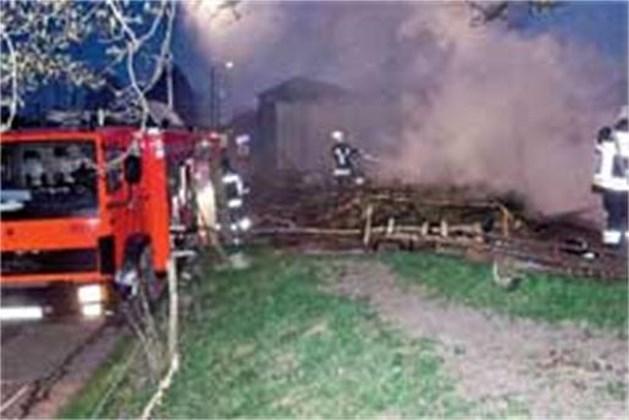 Brandweer voorkomt boerderijbrand