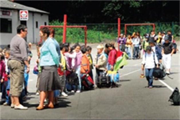 Helft raadsleden staat zitpenning af aan schooltje Sledderlo