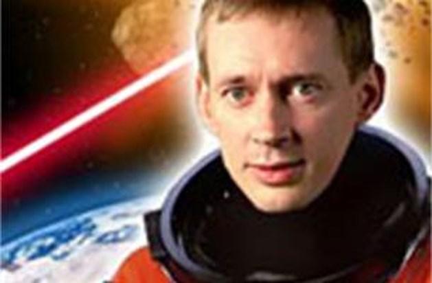 Help Frank De Winne het ruimtestation ISS te bereiken!