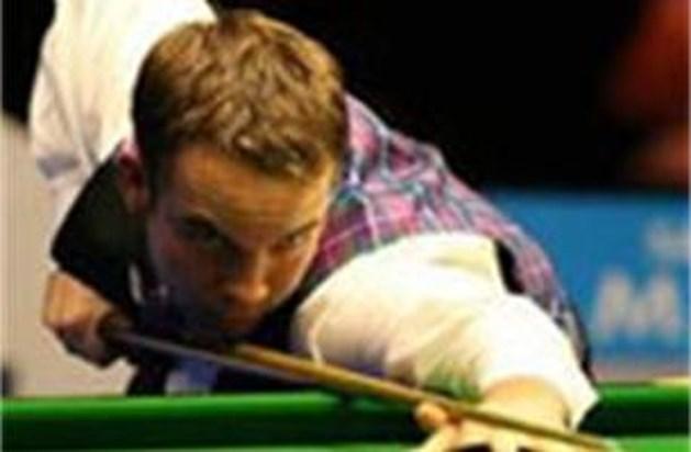Ali Carter voorbij Joe Perry naar finale WK Snooker