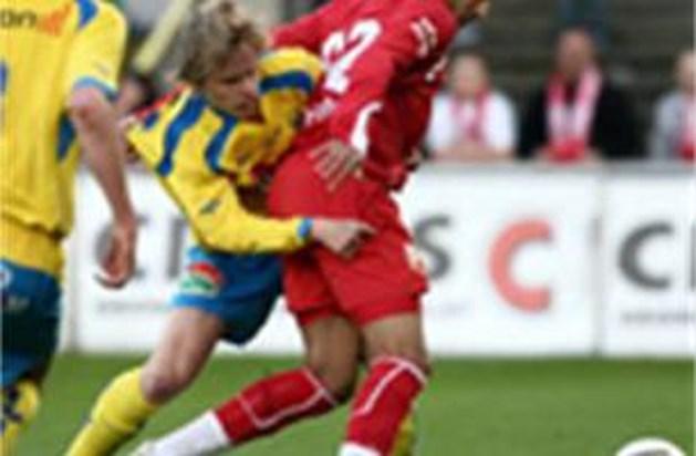 Sint-Truiden en Bergen spelen 1-1 gelijk