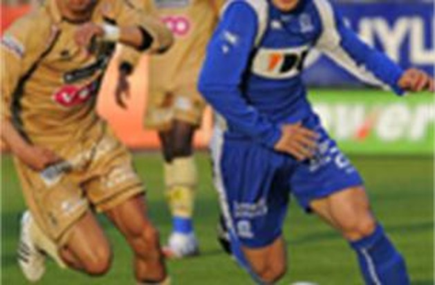AA Gent boekt eerste zege in 8 wedstrijden