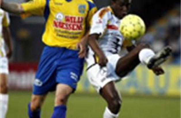 Lokeren wint met 1-2 op veld van Westerlo