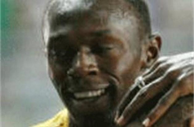 Bolt loopt 100 meter in tweede snelste tijd ooit