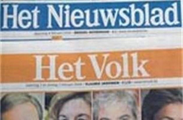 Zieltogende krant Het Volk verdwijnt van dagbladmarkt