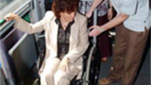 36.000 bushaltes aangepast aan rolstoelgebruikers