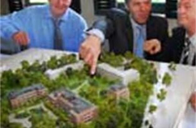 Nieuwe woonwijk Franse Bos krijgt omheining en bewaking