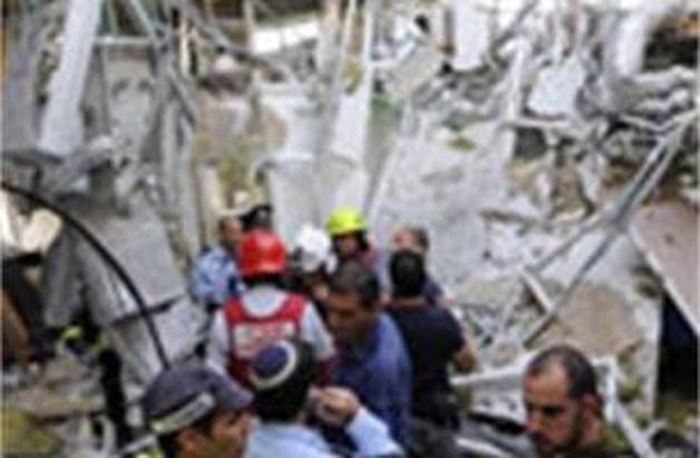 Raketaanval op winkelcentrum verwondt veertien Israëli's