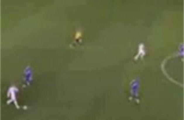 Beckham scoort vanop eigen speelhelft  - Video
