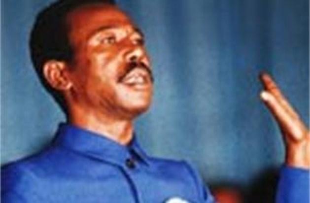 Mengistu Haile Mariam ter dood veroordeeld