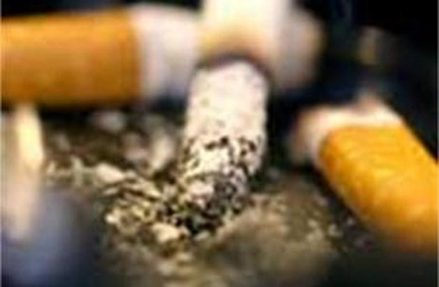 Wie niet buiten roken kan, kan buiten roken