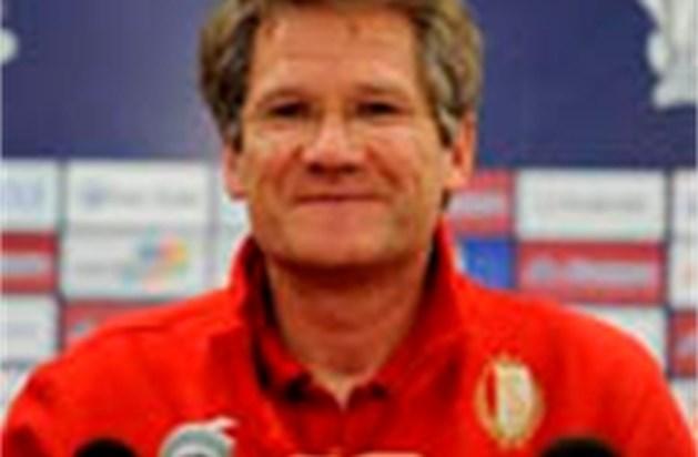 """Bölöni vindt excuses voor puntenverlies:""""Bidden en rusten"""""""
