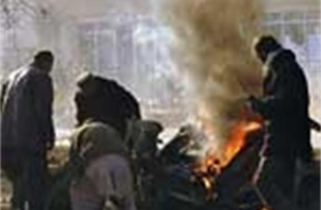 Zelfmoordaanslag in Afghanistan maakt 10 doden