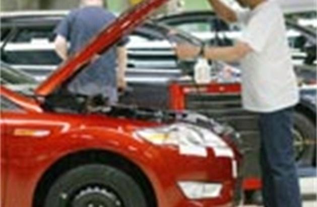 Assemblageafdeling Ford Genk wordt maand stilgelegd