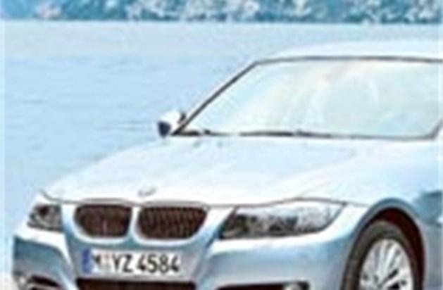 BMW 3-reeks opgefrist