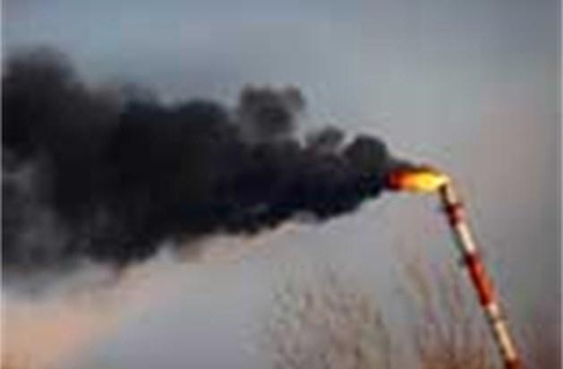 Zwarte rookpluim zorgt voor onrust in Tessenderlo