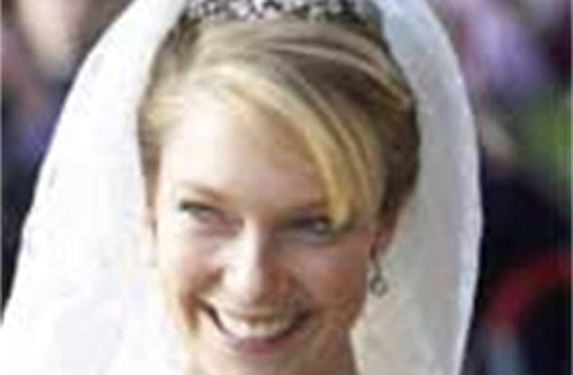 Prinses van Luxemburg trouwt in Mechelen