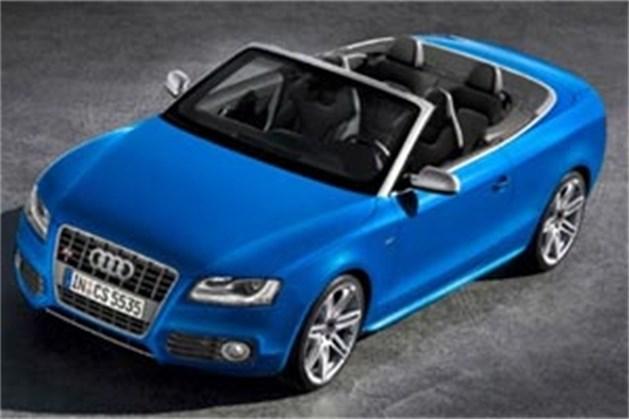 Audi brengt A5 en S5 cabrio in 2009 op de markt