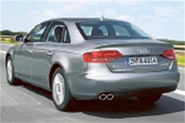 Audi A4 Concept e verbruikt minder dan 4 liter