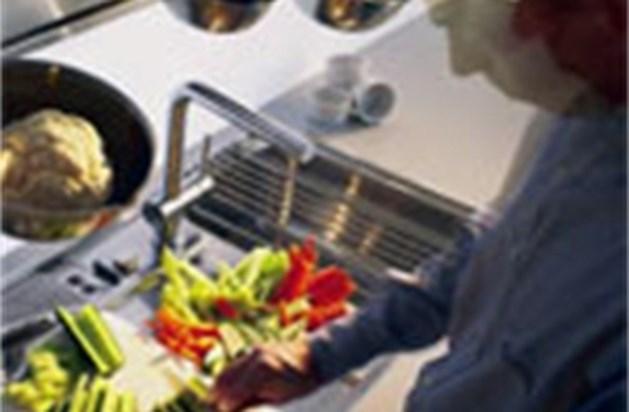 Belg gaat meer koken en minder naar de dokter