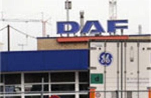Productie DAF Trucks Oevel start weer op 15 januari