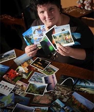 'Postcrossers' sturen al 2 miljoen prentkaarten