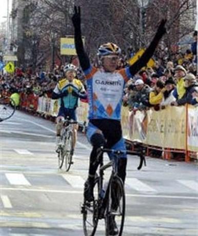 Levi Leipheimer nieuwe leider in Ronde van Californië