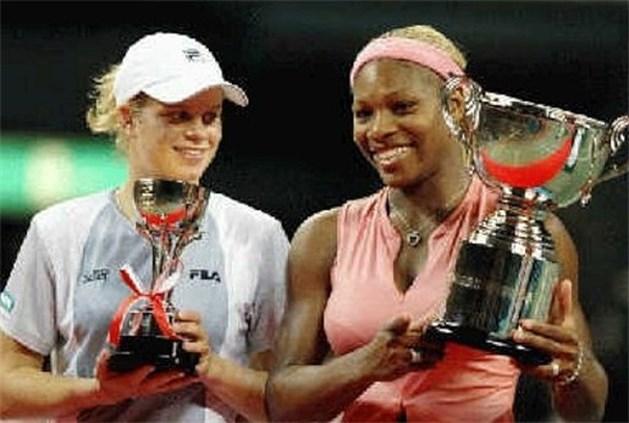 Serena Williams kijkt al uit naar comeback van Clijsters