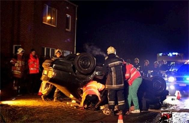 Bewoners Paalstraat Lummen eisen maatregelen na zoveelste ongeval