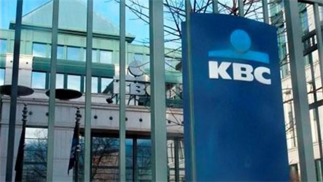 Koersverlies bij KBC loopt op tot 10 procent