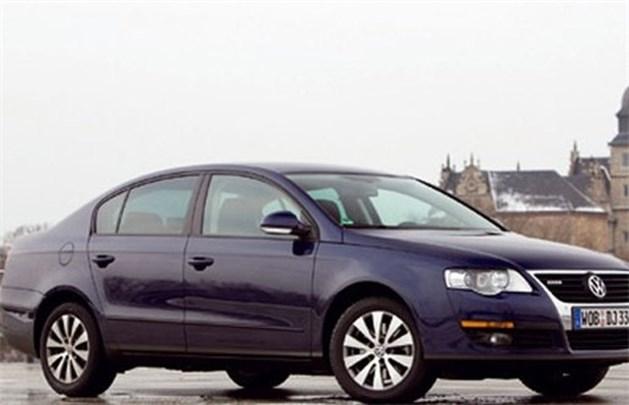 Nieuwe Volkswagen Passat BlueTDI is zijn tijd vijf jaar vooruit