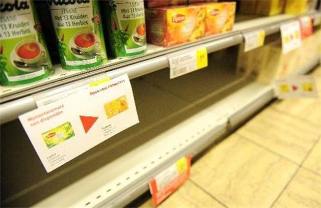 Delhaize-winkeliers willen Unilever dagvaarden