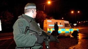 Politieman omgekomen bij tweede aanslag Noord-Ierland