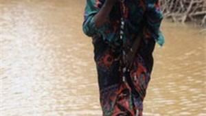 Tienduizenden Namibiërs op de vlucht voor overstromingen