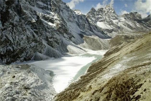 Ook hoogste gletsjers ter wereld smelten weg