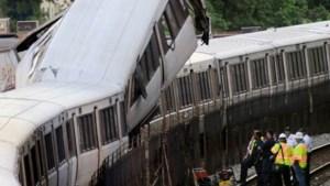 Negen doden bij metrocrash in Washington