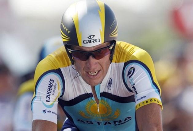 """Armstrong: """"Beslissing valt op Ventoux"""""""