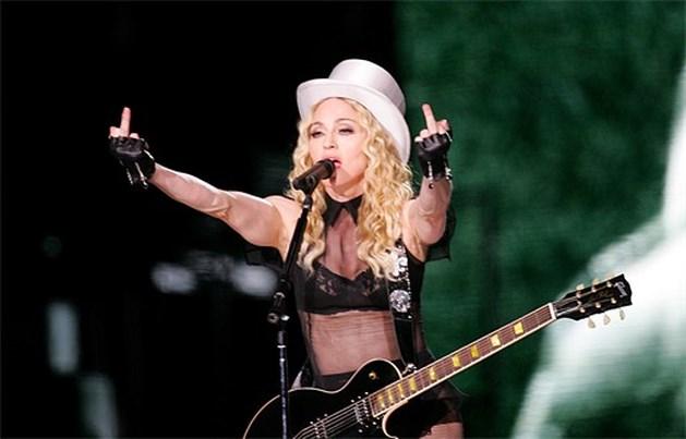 Slaat of zalft Madonna vanavond in Werchter?