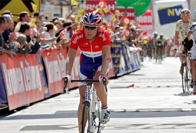 Koos Moerenhout wint tijdrit Ronde van Oostenrijk