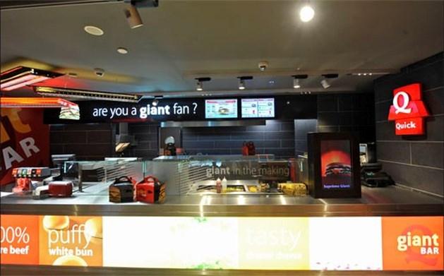 Quick-restaurant in Brussel-Zuid weer open na nieuwe inspectie